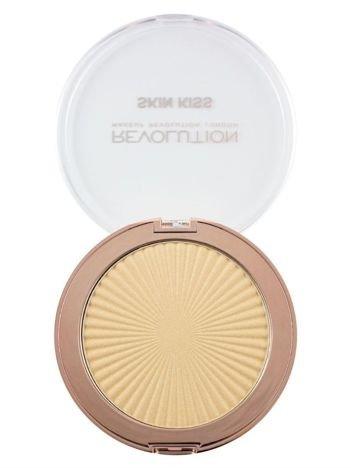 Makeup Revolution Skin Kiss Rozświetlacz Golden Kiss 14 g