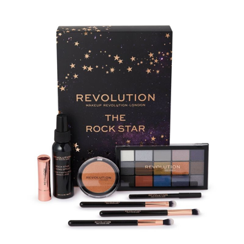 "Makeup Revolution Zestaw do makijażu The Rock Star 1szt"""