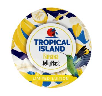 """Marion Tropical Island Maseczka żelowa do twarzy Banana  10g"""""""