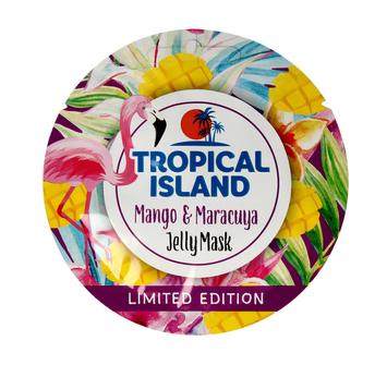 """Marion Tropical Island Maseczka żelowa do twarzy Mango & Maracuya  10g"""""""
