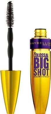 Maybelline Colossal Big Shot tusz do rzęs black 10,7 ml