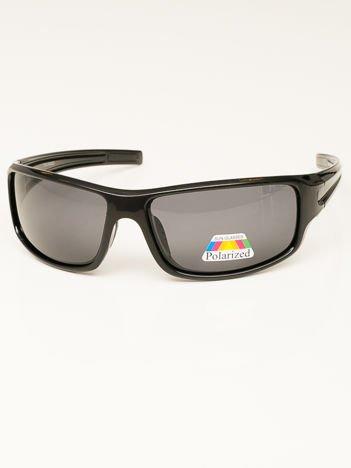 Męskie Okulary Przeciwsłoneczne POLARYZACYNE Połysk
