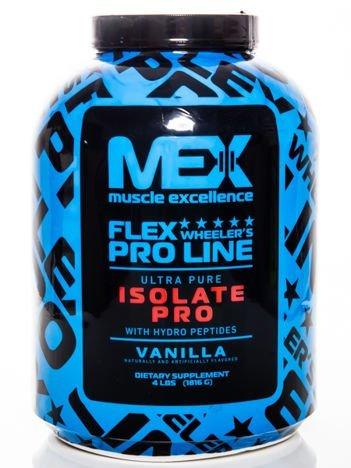 Mex - Odżywka białkowa Iso - 1816g Strawberry