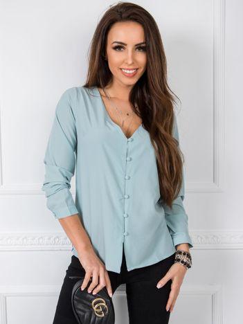 Miętowa bluzka Daisy RUE PARIS