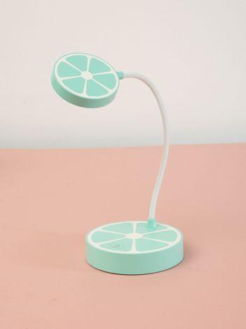 Miętowa lampka dotykowa LED na USB