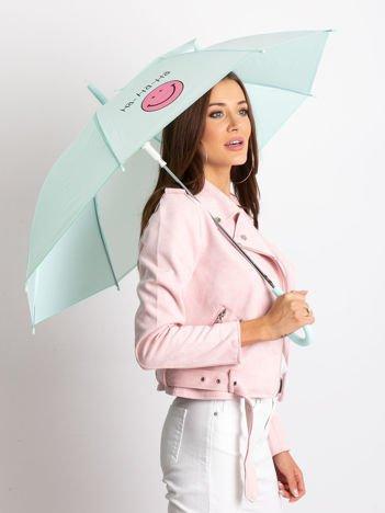 Miętowy parasol półautomatyczny