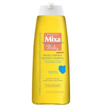 """Mixa Baby Szampon micelarny 250ml"""""""