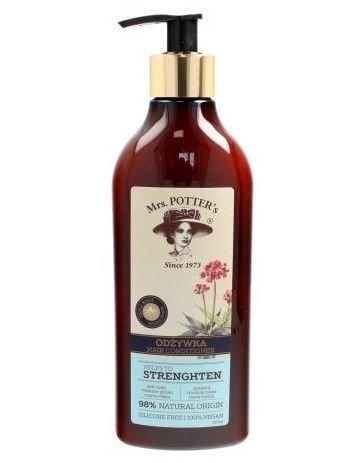 Mrs Potters Triple Root Odżywka do włosów cienkich Strenghten  390 ml