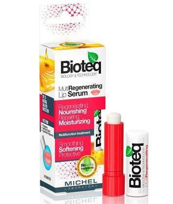MultiRegenerujące Serum do Ust BIOTEQ