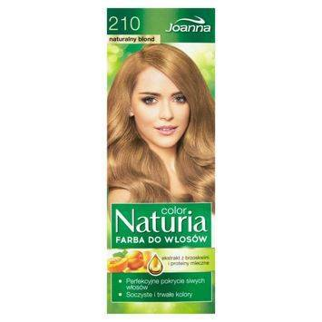 NATURIA COLOR Farba Naturalny blond  (210)