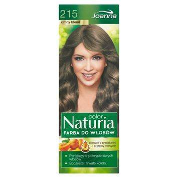 NATURIA COLOR Farba Zimny blond (215)