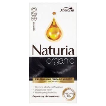 NATURIA ORGANIC Farba Heban 350