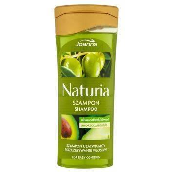 NATURIA Szampon oliwa z oliwek i awokado 200ml