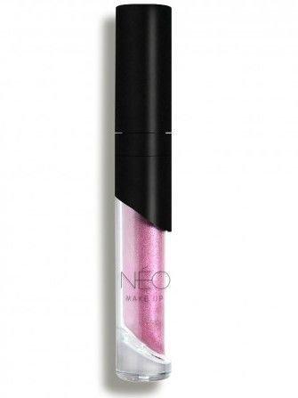 NEO Make Up BŁYSZCZYK DO UST METALICZNY Mettalic Cream Lip Gloss 02 New York 6,5 ml
