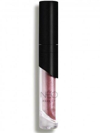 NEO Make Up BŁYSZCZYK DO UST METALICZNY Mettalic Cream Lip Gloss 03 Roma 6,5 ml