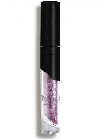 NEO Make Up BŁYSZCZYK DO UST METALICZNY Mettalic Cream Lip Gloss 04 Hong Kong 6,5 ml