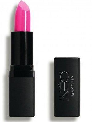 NEO Make Up POMADKA DO UST MATOWA SATYNOWA Satin Matte Lipstick 06 Stella 3,8g