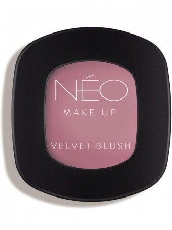 NEO Make Up RÓŻ PRASOWANY Velvet Blush 04 3,5 g
