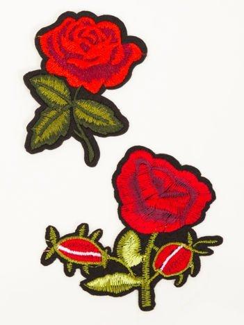 Naprasowanka - doskonała ozdoba odzieży 2 szt. (wymiary: 7 x 8 cm + 7 x 5 cm)