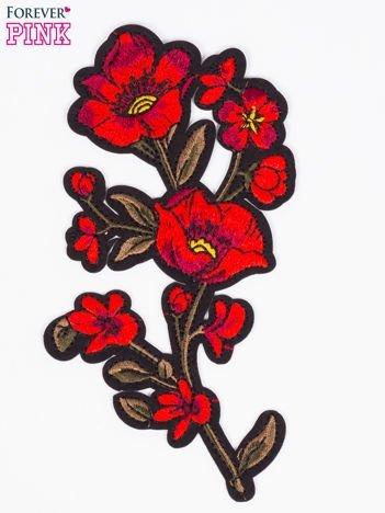 Naprasowanka - modna ozdoba odzieży DUŻA 16 x 9,5 cm