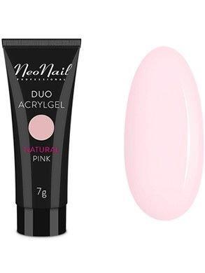 NeoNail DUO ACRYLGEL NATURAL PINK 7 g