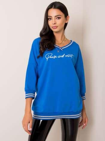 Niebieska bluza Felice