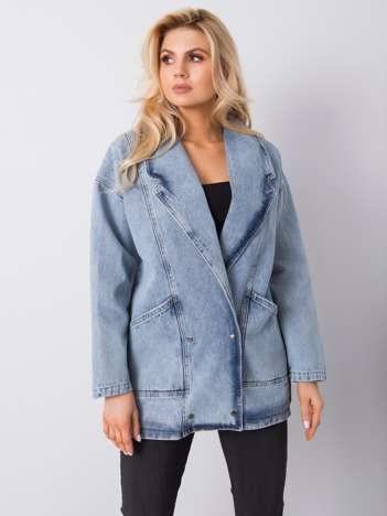 Niebieska kurtka jeansowa Alize RUE PARIS