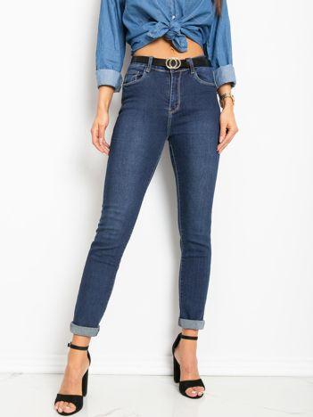 Niebieskie jeansy Bali