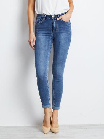 Niebieskie jeansy Denimwear