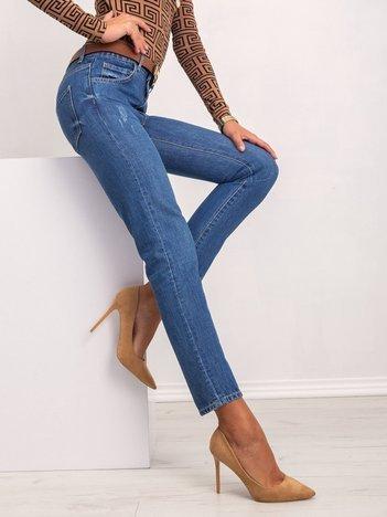 Niebieskie jeansy Special