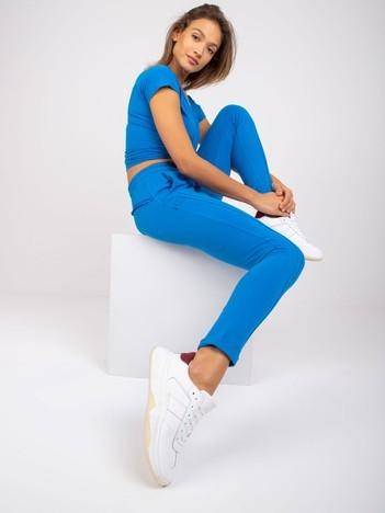 Niebieskie spodnie Approachable