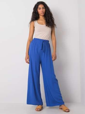 Niebieskie spodnie Yolande RUE PARIS