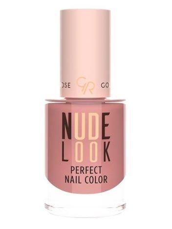 Nowość! GOLDEN ROSE Nude Look Lakier do paznokci nr 04 Coral Nude 10,2 ml