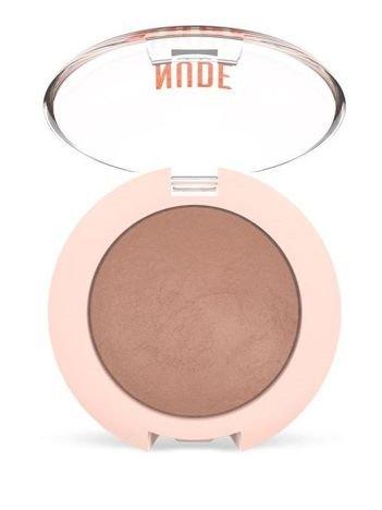 Nowość! GOLDEN ROSE Nude Look Matowy cień do powiek Carmel Nude 2,5 g
