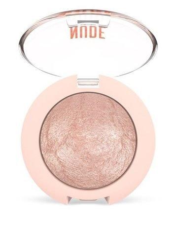Nowość! GOLDEN ROSE Nude Look Perłowy cień do powiek nr 01 Ivory 2,5 g