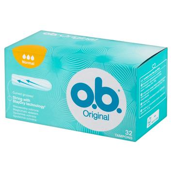O.B.Original Normal tampony 32 szt.