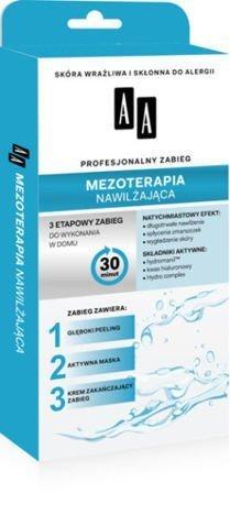 OCEANIC AA 3-ETAPOWE ZABIEGI Mezoterapia nawilżająca 13 ml