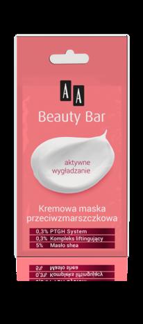 OCEANIC AA BEAUTY BAR Kremowa maska przeciwzmarszczkowa 8 ml