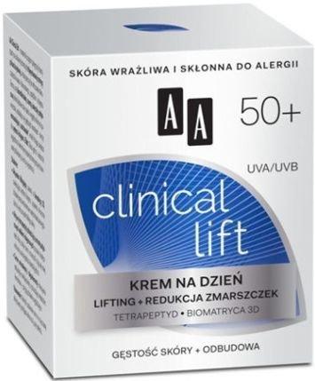 OCEANIC AA CLINICAL LIFT 50+ Krem na dzień lifting+redukcja zmarszczek 50 ml