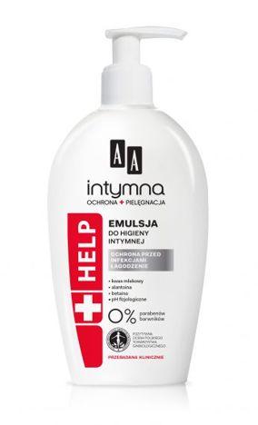 OCEANIC AA INTYMNA HELP Emulsja do higieny intymnej - dozownik 300 ml