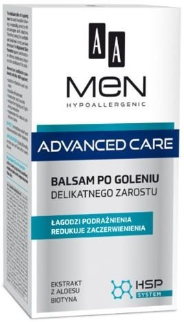 OCEANIC AA MEN ADVANCED CARE Balsam po goleniu delikatnego zarostu 100 ml