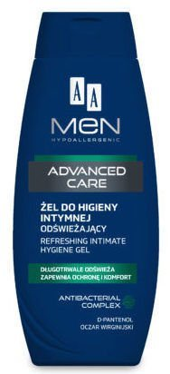 OCEANIC AA MEN ADVANCED CARE Żel do higieny intymnej odświeżający 250 ml