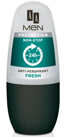 OCEANIC AA MEN PROTECTION Non-Stop Anti-Perspirant Fresh 50 ml