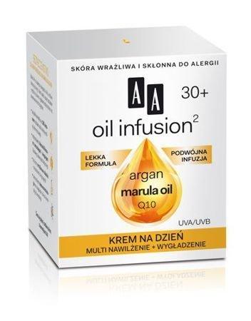 OCEANIC AA OIL INFUSION² 30+ Krem na dzień multi nawilżenie + wygładzenie 50 ml