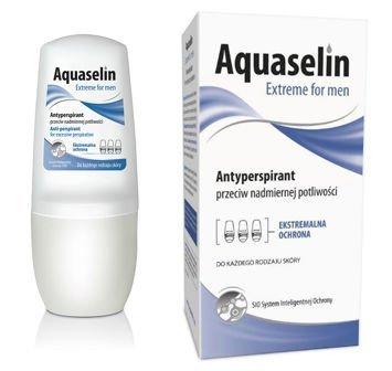 OCEANIC AQUASELIN Extreme for Men Antyperspirant przeciw nadmiernej potliwości 50 ml