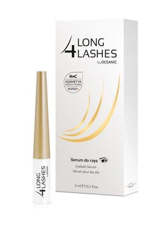 OCEANIC Long4Lashes Serum przyspieszające wzrost rzęs 3 ml