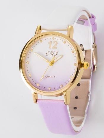 OMBRE delikatny zegarek damski