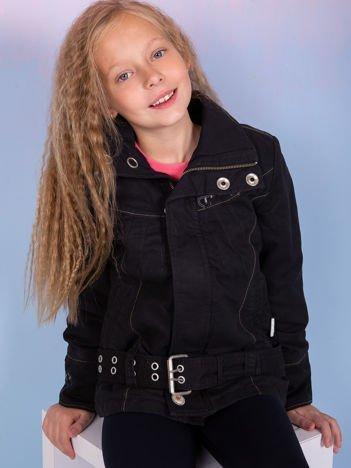 O'NEILL Czarna kurtka dla dziewczynki