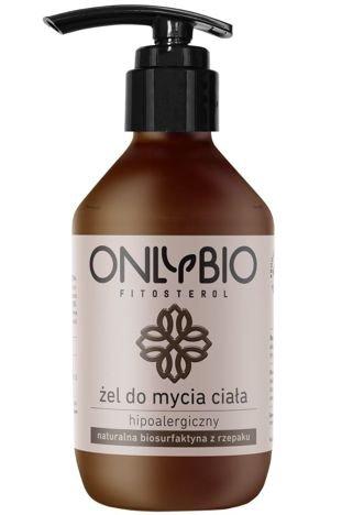 ONLYBIO Hipoalergiczny naturalny żel do mycia ciała 250 ml