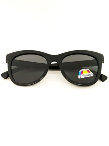 Okulary Przeciwsłoneczne POLARYZACYJNE Typu Wayfarery